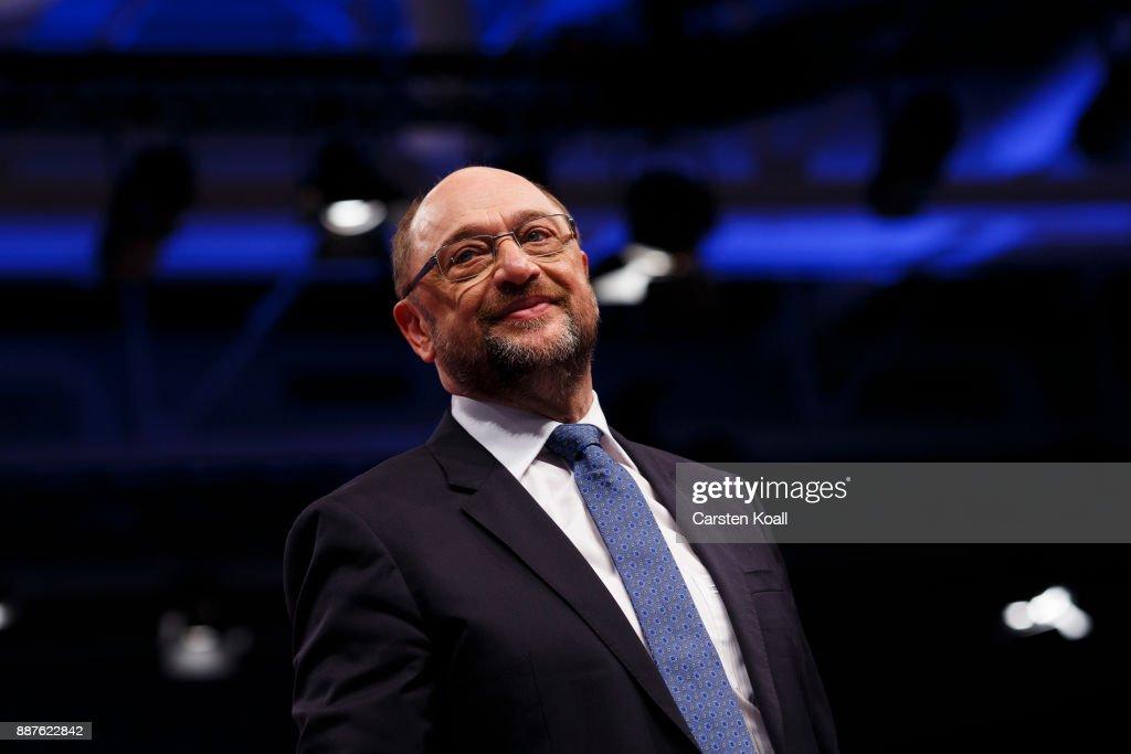 Social Democrats (SPD) Hold Federal Party Congress : News Photo