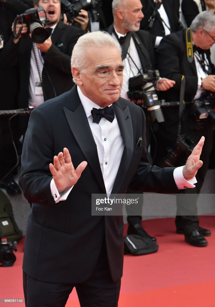 Martin Scorcese attends the screening of 'Everybody Knows (Todos Lo Saben)' and the opening gala during the 71st annual Cannes Film Festival at Palais des Festivals on May 8, 2018 in Cannes, France.