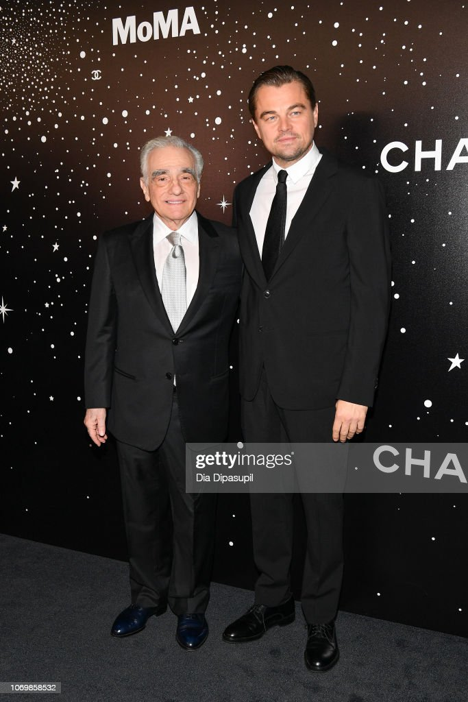 2018 Museum Of Modern Art Film Benefit: A Tribute To Martin Scorseseç : News Photo