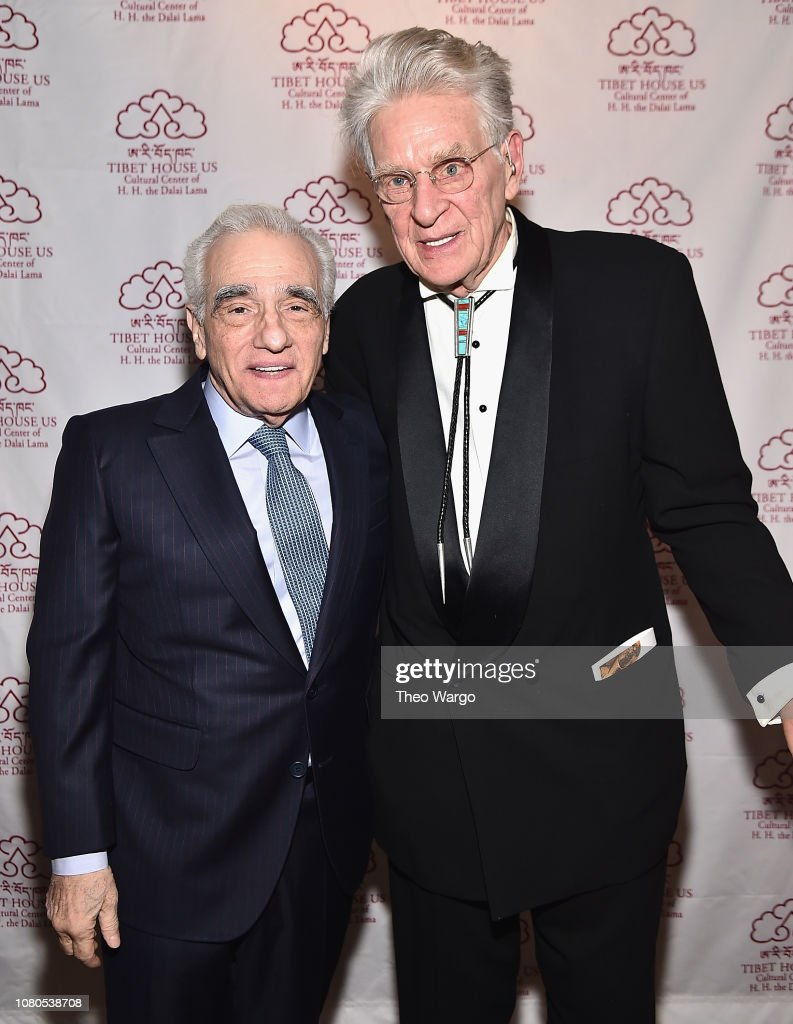 Tibet House US Honors Martin Scorsese With The Art Of Freedom Award : News Photo