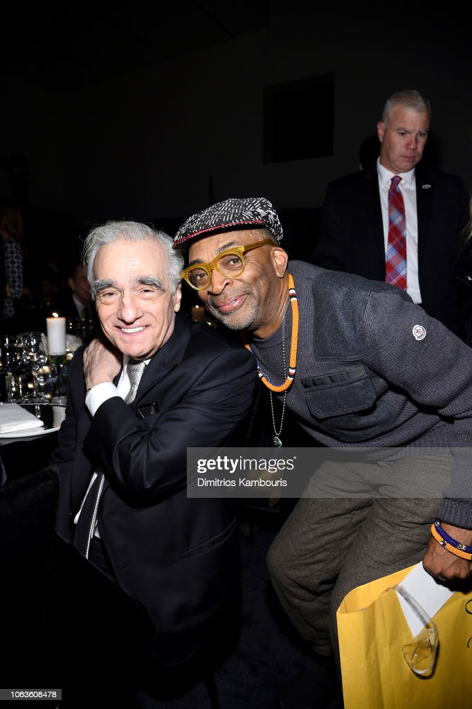 The Museum Of Modern Art Film Benefit Presented By CHANEL: A Tribute To Martin Scorsese - Inside : News Photo