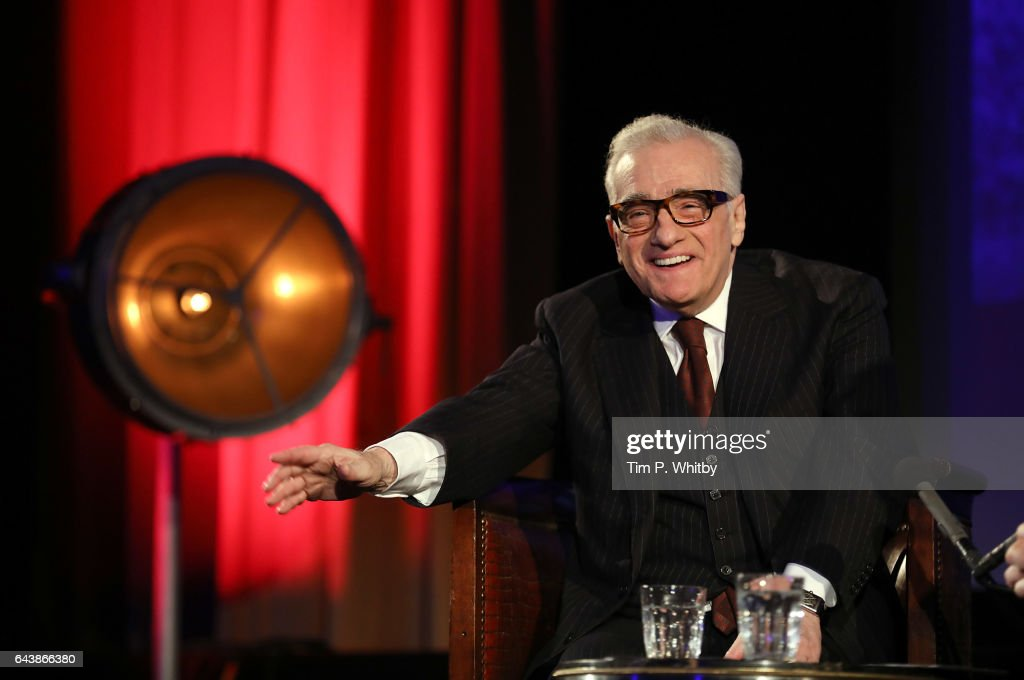 In conversation with Martin Scorsese At The BFI : News Photo