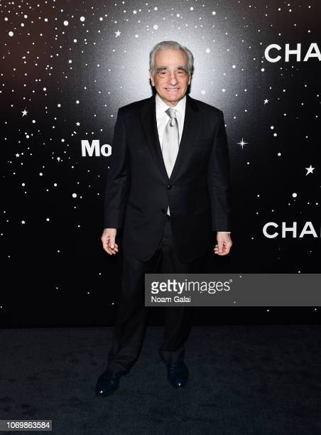 Martin Scorsese attends the 2018 Museum of Modern Art Film Benefit A Tribute To Martin Scorsese at Museum of Modern Art on November 19 2018 in New...