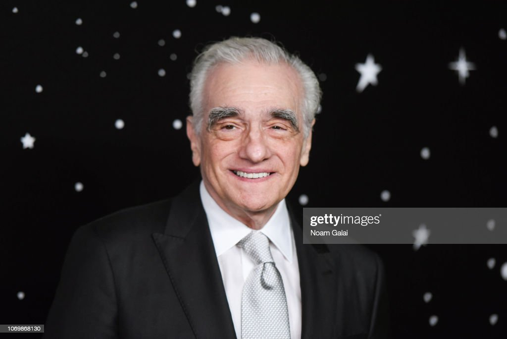 2018 Museum Of Modern Art Film Benefit: A Tribute To Martin Scorsese : News Photo