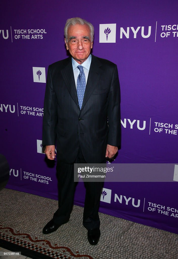 Martin Scorsese attends the 2018 NYU Tisch Gala at Capitale on April 16, 2018 in New York City.