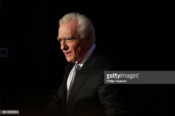 Martin Scorsese attends the 2018 TCM Classic Film Festival Opening Night Gala 50th Anniversary World Premiere Restoration of 'The Producers' at TCL...