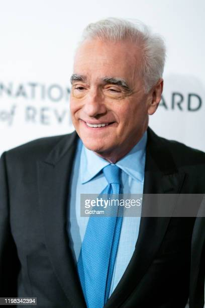 Martin Scorsese attends the 2020 National Board of Review Gala at Cipriani 42nd Street on January 08, 2020 in New York City.