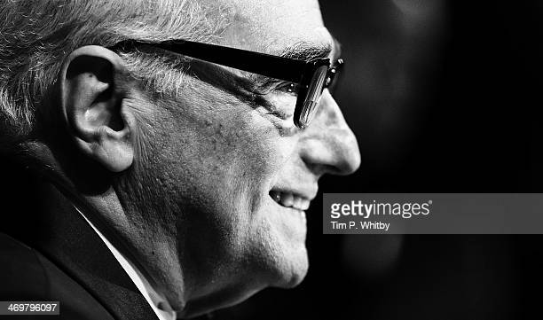 Martin Scorsese attends the EE British Academy Film Awards 2014 at The Royal Opera House on February 16 2014 in London England