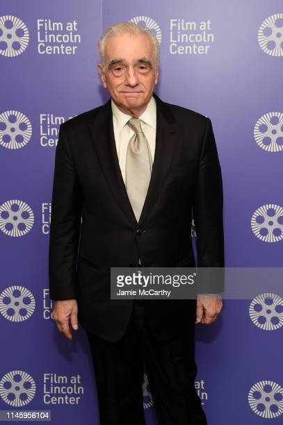 Martin Scorsese attends the Film Society Of Lincoln Center's 50th Anniversary Gala at Lincoln Center on April 29 2019 in New York City