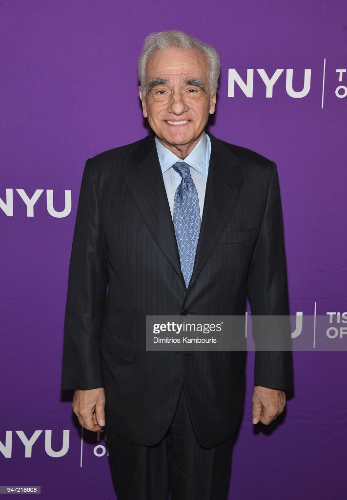 Martin Scorsese attends The New York University Tisch School Of The Arts 2018 Gala at Capitale on April 16, 2018 in New York City.