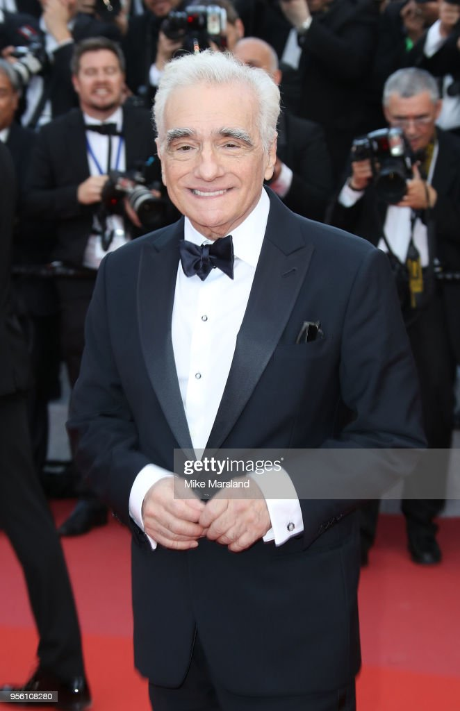 Martin Scorsese attends the screening of 'Everybody Knows (Todos Lo Saben)' and the opening gala during the 71st annual Cannes Film Festival at Palais des Festivals on May 8, 2018 in Cannes, France.