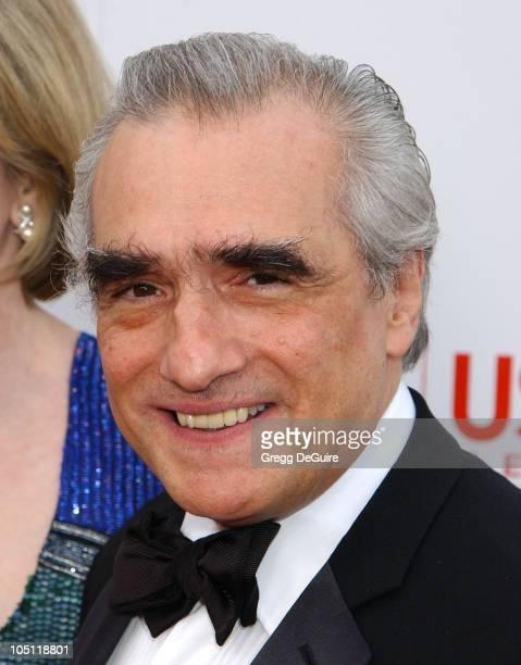 Martin Scorsese during 31st AFI Life Achievement Award Presented to Robert DeNiro Arrivals at Kodak Theatre in Hollywood California United States