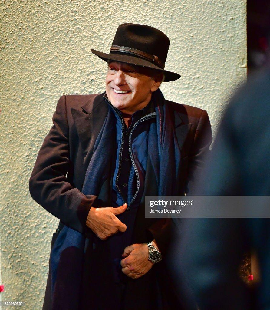 Celebrity Sightings in New York City - November 17, 2017 : News Photo