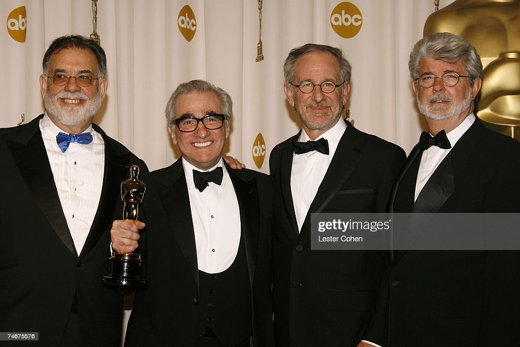 The 79th Annual Academy Awards - Press Room : News Photo