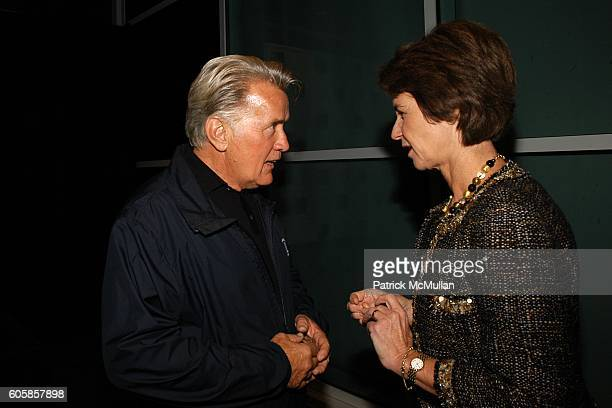 Martin Sheen and Kathleen Kennedy Townsend attend Special Premiere of SPEAK TRUTH TO POWER to Benefit the Kennedy Center with Former President Bill...