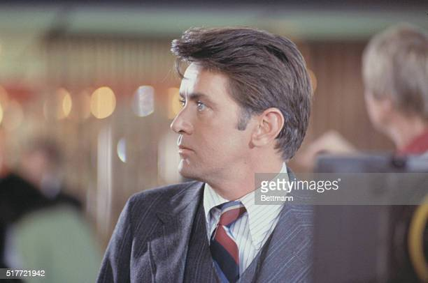 Martin Sheen as President Richard Nixon's special Watergate Hearings counsel John Dean in a scene from the television docudrama which traces the...