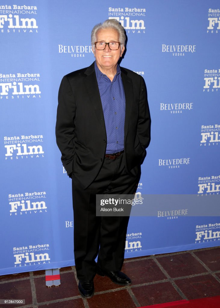Martin Sheen at the Opening Night Film 'The Public' Presented by Belvedere Vodka during the 33rd Santa Barbara International Film Festival at Arlington Theatre on January 31, 2018 in Santa Barbara, California.