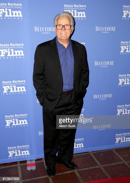 Martin Sheen at the Opening Night Film 'The Public' Presented by Belvedere Vodka during the 33rd Santa Barbara International Film Festival at...