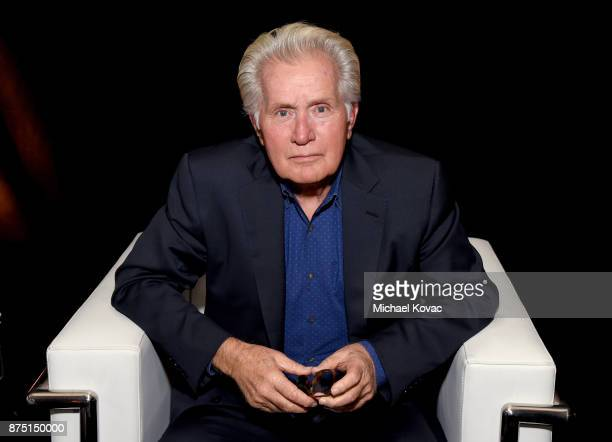 Martin Sheen attends the screening of 'Molly's Game' at the Closing Night Gala at AFI FEST 2017 Presented By Audi on November 16 2017 in Hollywood...
