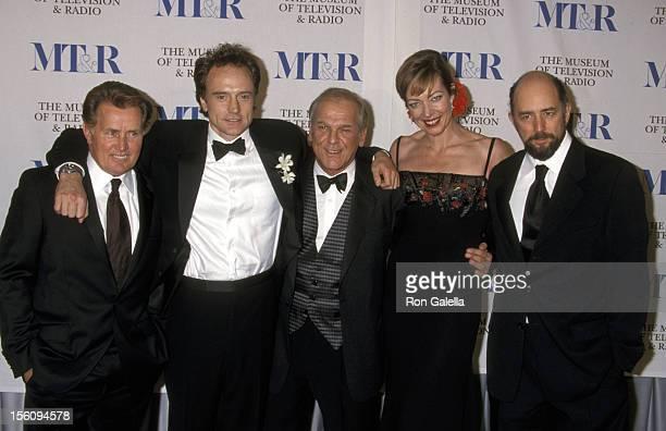 Martin Sheen, Bradley Whitford, John Spencer, Allison Janney