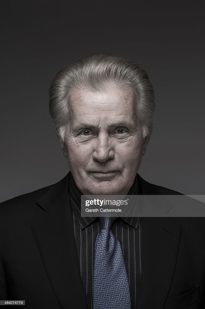 Martin Sheen during a portrait session at the 10th Annual Dubai International Film Festival held at the Madinat Jumeriah Complex on December 8, 2013 in Dubai, United Arab Emirates.