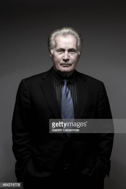 Martin Sheen during a portrait session at the 10th Annual Dubai International Film Festival held at the Madinat Jumeriah Complex on December 8, 2013...
