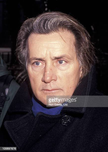 Martin Sheen during Demonstration Against Sanctions on Iraq January 6 1992 at United Nations Building in New York City New York United States