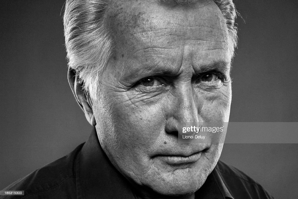 Martin Sheen for Amazon Audible on May 8, 2012 in Santa Monica, California.