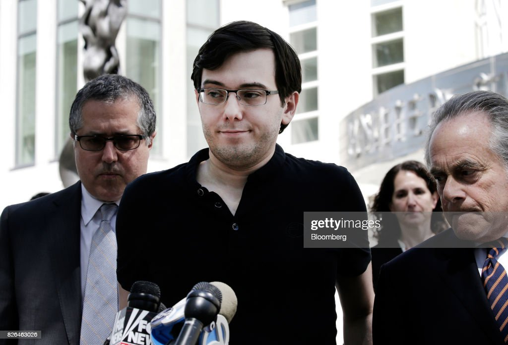 Former Turing Pharmaceuticals CEO Martin Shkreli Jury Continues Deliberations In Fraud Trial