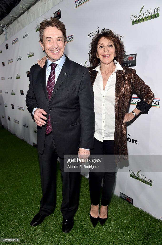 Oscar Wilde Awards 2018 : News Photo
