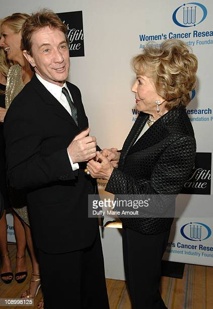 Martin Short and Anne Douglas attend An Unforgettable Evening Benefiting EIF's Women's Cancer Research Fund at the Beverly Wilshire Four Seasons...