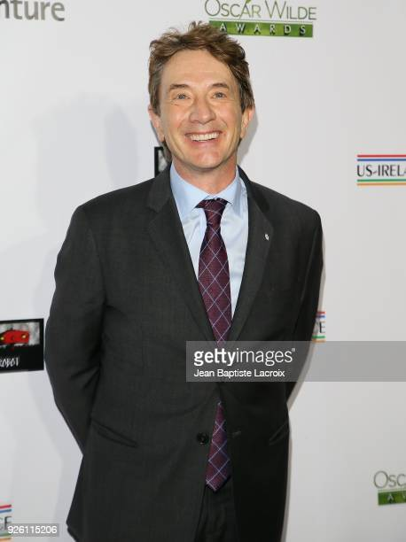 Martin Short attends the 13th Annual Oscar Wilde Awards on March 1 2018 in Santa Monica California
