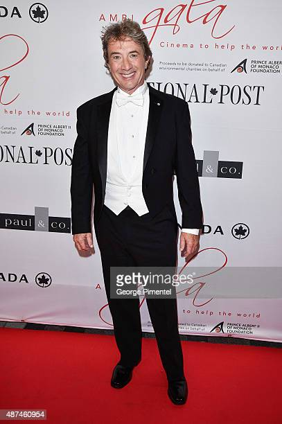 Martin Short attends the 2015 Toronto International Film Festival 'AMBI Gala' at the Four Seasons Hotel on September 9th 2015 in Toronto Canada