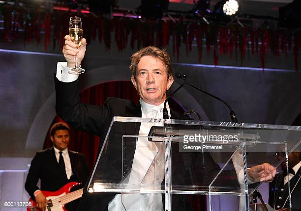 Martin Short attends the 2016 Toronto International Film Festival 'AMBI Gala' at Ritz Carlton on September 7 2016 in Toronto Canada
