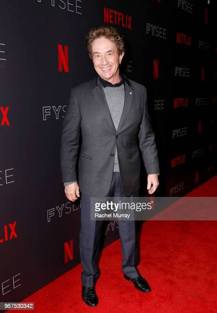 Martin Short attends the Netflix is a Joke Panel at Netflix FYSEE at Raleigh Studios on May 11 2018 in Los Angeles California