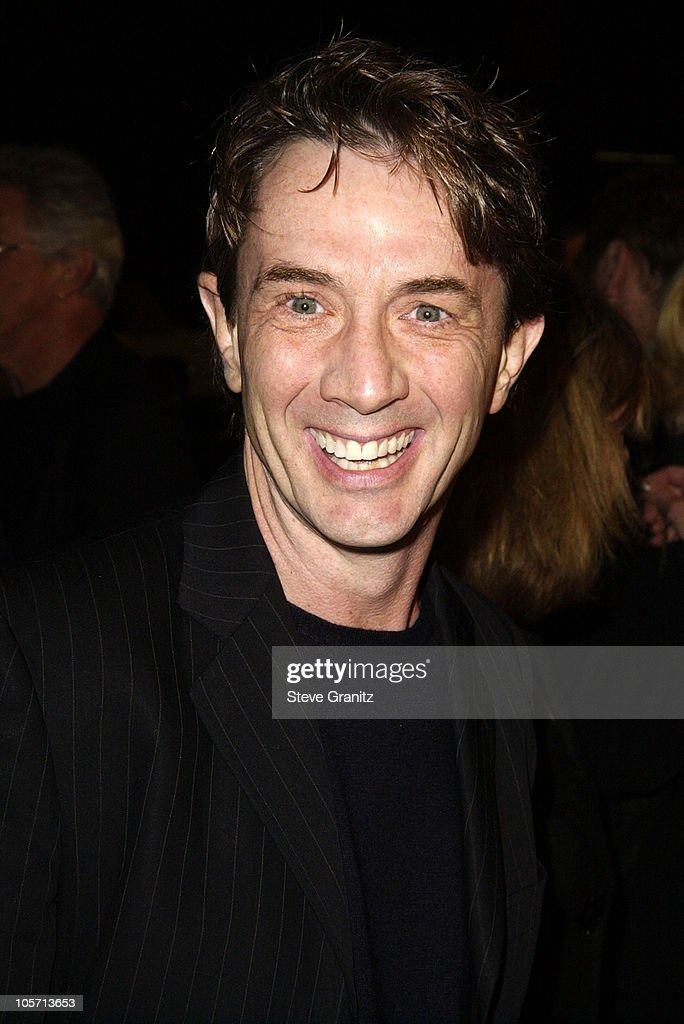 Martin Short during 'Chicago' Premiere in Los Angeles at The Academy in Beverly Hills, California, United States.