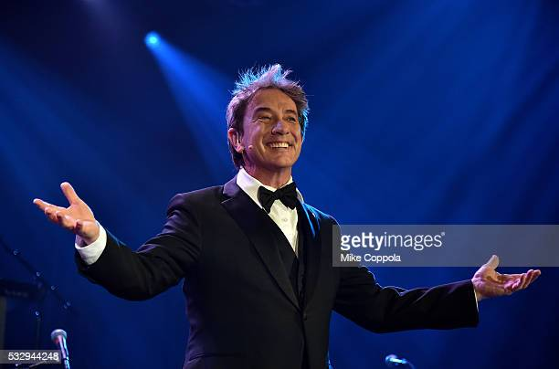 Martin Short hosts the 2016 ToysRUs Children's Fund Gala on May 19 2016 in New York City One of the largest singlenight fundraisers in New York City...