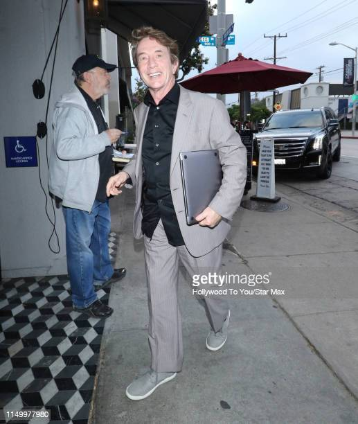Martin Short is seen on June 13 2019 in Los Angeles California