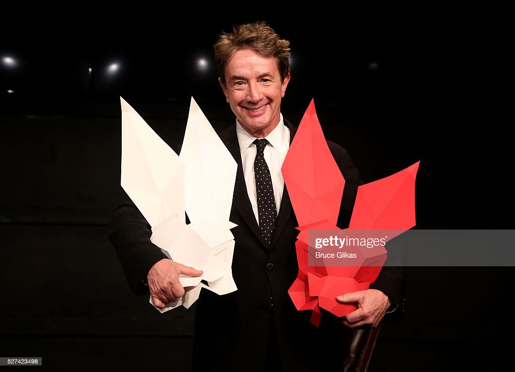 """Martin Short Takes The Stage In """"White Rabbit Red Rabbit"""""""