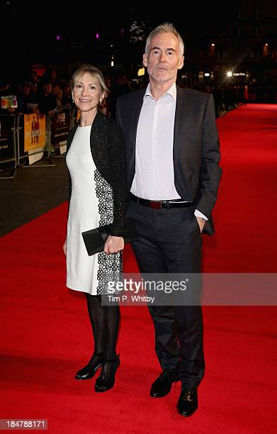 Martin Sixsmith attends the 'Philomena' American Express Gala screening during the 57th BFI London Film Festival at Odeon Leicester Square on October...