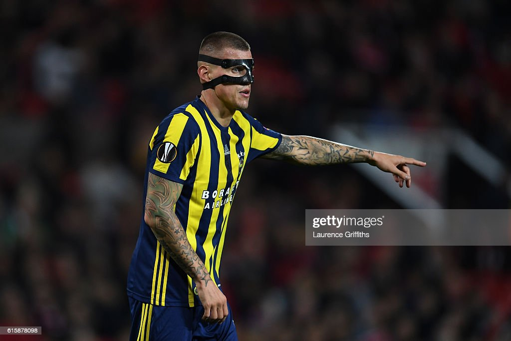 Manchester United FC v Fenerbahce SK - UEFA Europa League : News Photo
