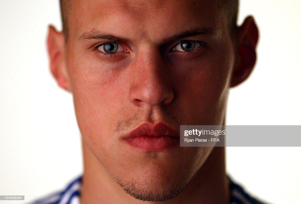 Slovakia Portraits - 2010 FIFA World Cup
