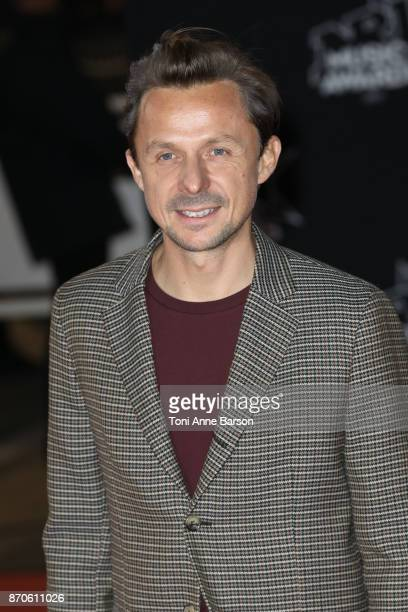 Martin Solveig arrives at the 19th NRJ Music Awards ceremony at the Palais des Festivals on November 4 2017 in Cannes France