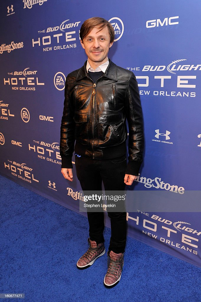 DJ Martin Solveig attends Bud Light Presents Stevie Wonder and Gary Clark Jr. at the Bud Light Hotel on February 2, 2013 in New Orleans, Louisiana.