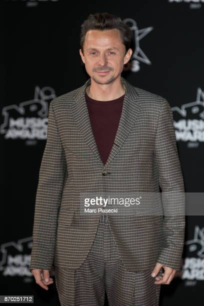 Martin Solveig attends the 19th 'NRJ Music Awards' ceremony on November 4 2017 in Cannes France