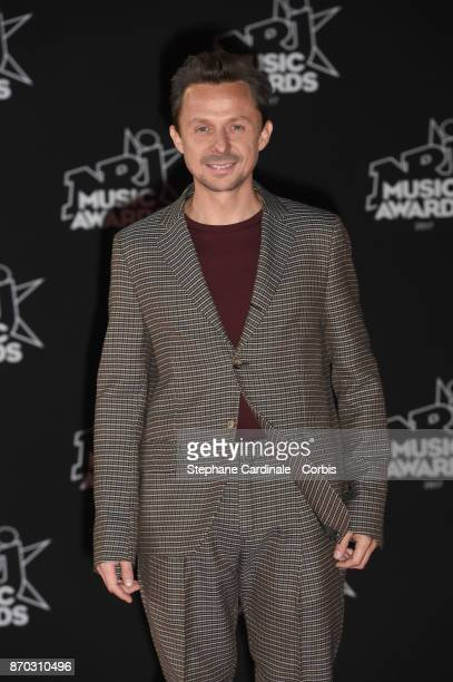 Martin Solveig attends the 19th NRJ Music Awards on November 4 2017 in Cannes France