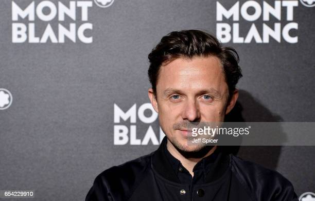 Martin Solveig attends the Montblanc Summit launch event at The Ledenhall Building on March 16 2017 in London England