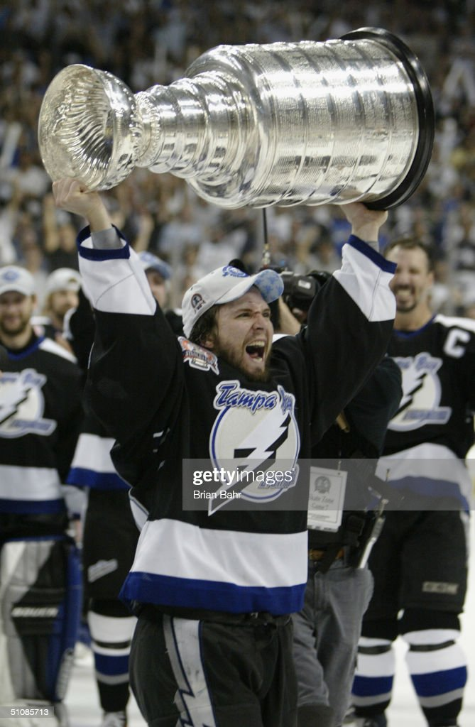 Lightning v Flames, Game 7 : News Photo