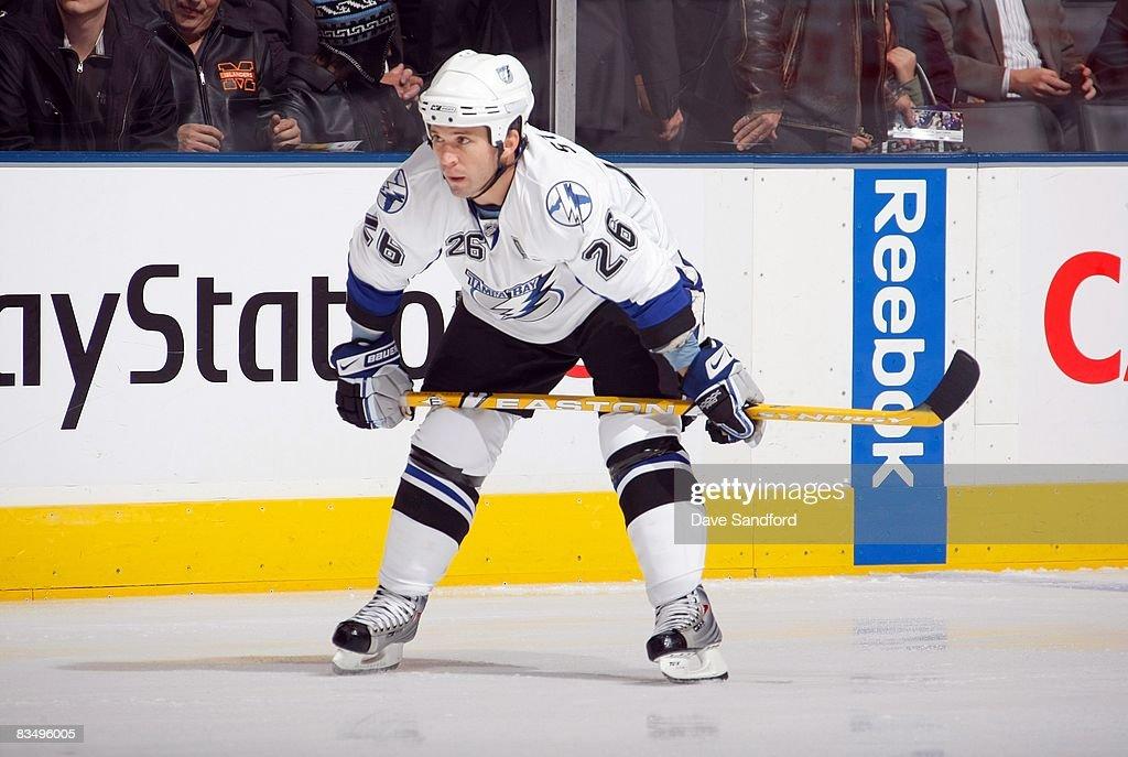 Tampa Bay Lightning v Toronto Maple Leafs : News Photo