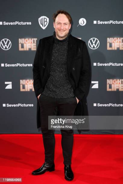 Martin Stange attends the premiere of Nightlife at Zoo Palast on February 4 2020 in Berlin Germany